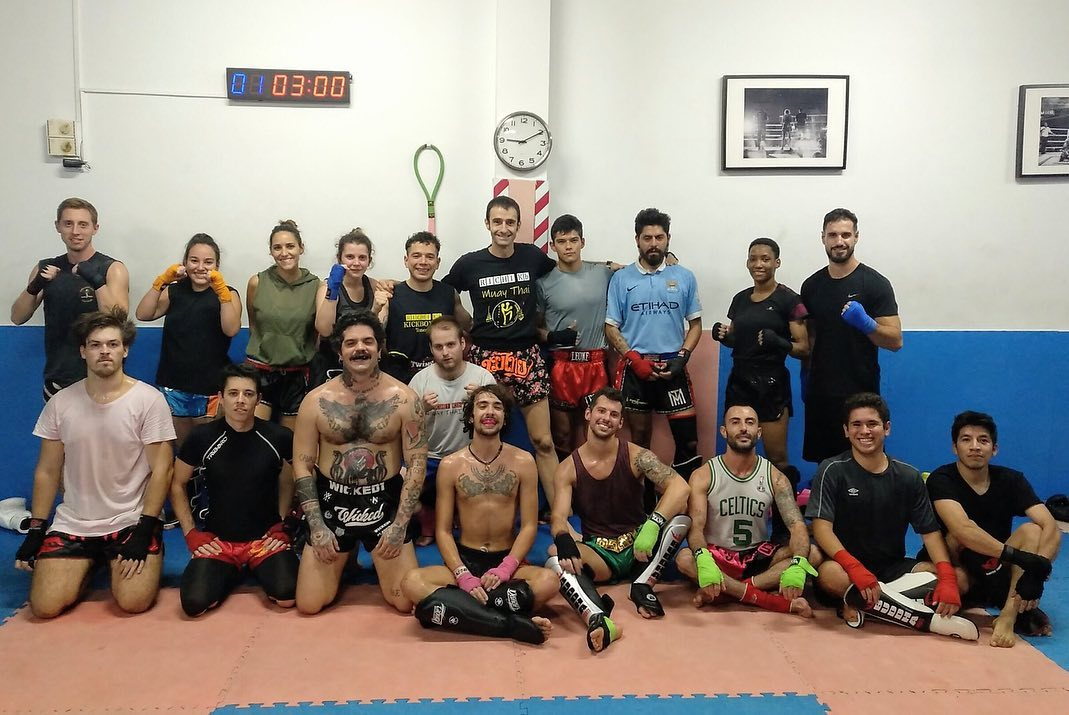 Muay Thai Madrid | Equipo