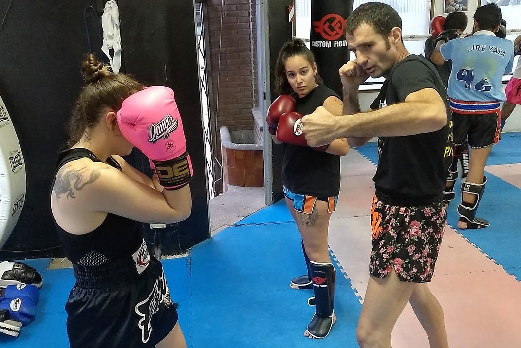 Muay Thai Madrid | Seminario