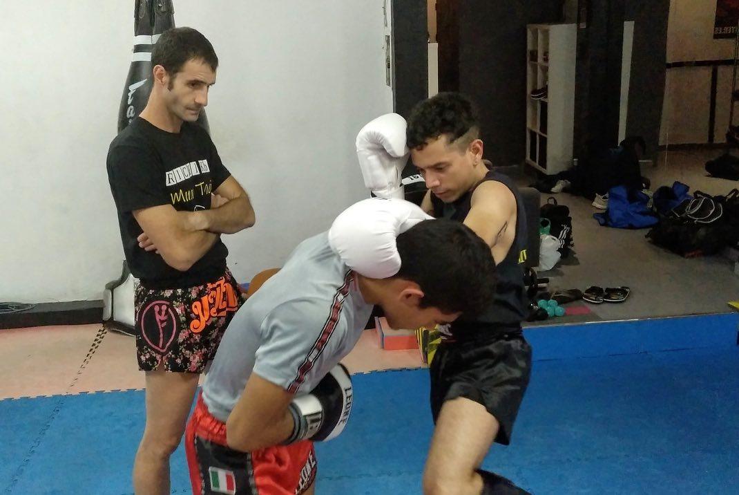 Muay Thai Madrid | Ten
